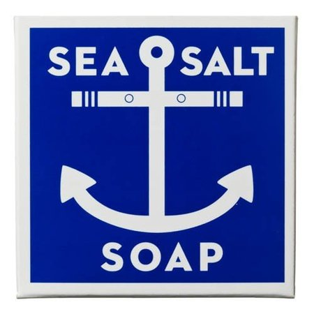 Fitted thumb seasaltsoap